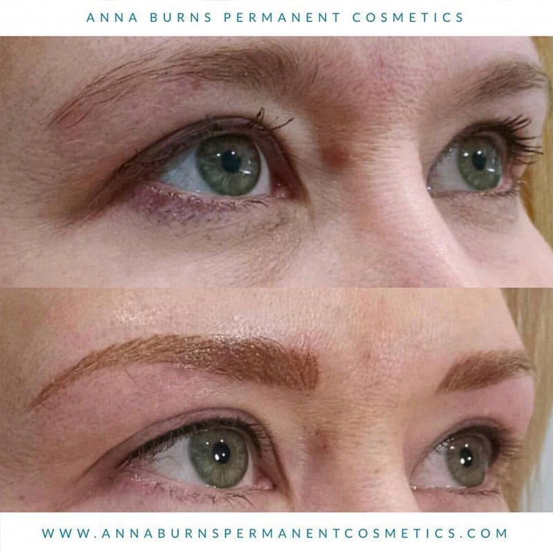 WANTING FULLER EYEBROWS? TRY MICROBLADING!